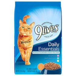 Shop 9Lives 12 lb. Cat Food at Tractor Supply Co.