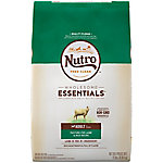 Nutro Natural Choice Limited Ingredient Diet Adult Dog Food, Lamb Meal & Rice Formula, 15 lb.