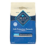 Blue Buffalo Life Protection Formula Chicken and Brown Rice Recipe Adult Dog Food, 30 lb. Bag