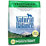 Natural Balance Vegetarian Formula Dry Dog Food, 14 lb.