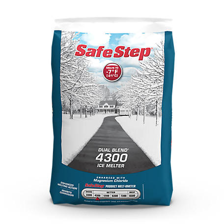 Safe Step 4300 Dual Blend Ice Melter
