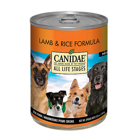 CANIDAE All Life Stages Chicken, Lamb & Fish Wet Dog Food, 13 oz.