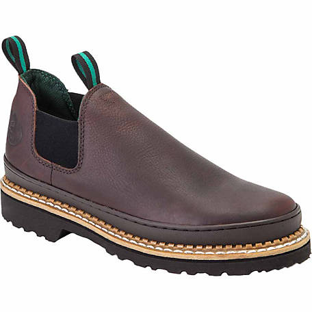 Georgia Boot Men's Giant Wedge Romeo Work Shoe