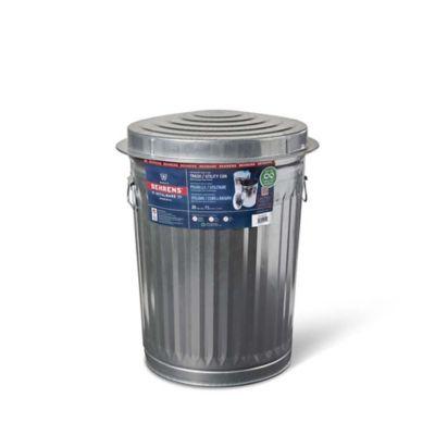 Buy Behrens 20 Gallon Galvanized Steel Utility/Trash Can Online