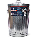Behrens 20 Gallon Galvanized Steel Utility/Trash Can