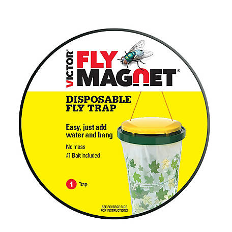 Victor Fly Magnet Disposable Fly Trap