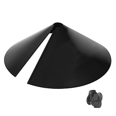 Royal Wing 18 in. Squirrel Baffle, 35520