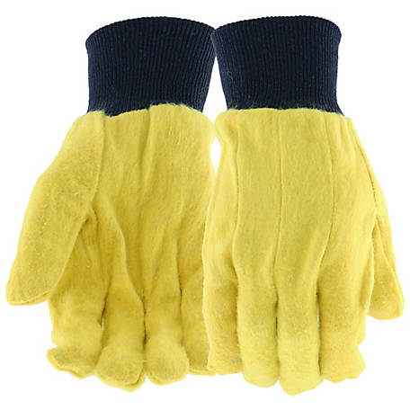 West Chester Men's Chore 10 oz. Gloves, 12 Pack
