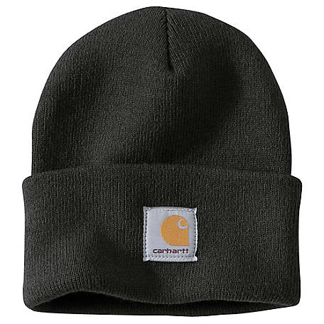 Carhartt Men s Acrylic Watch Hat Beanie at Tractor Supply Co. a3c29bb972ba