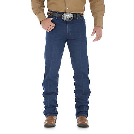 Wrangler Men/'s Cowboy Cut Original Fit Jeans