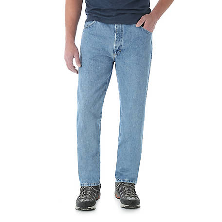 Wrangler Men's Rugged Wear Classic Fit Jean