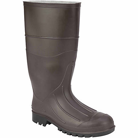 Premium Rubber Knee Rain Boot