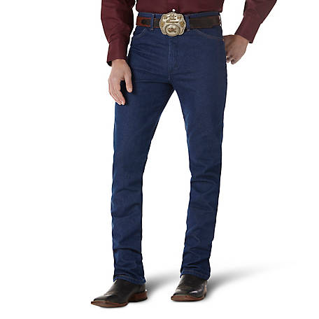 84c1310830a Wrangler Men's Cowboy Cut Slim Fit Jean at Tractor Supply Co.