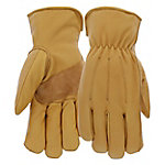 West Chester Women's Water Resistant Grain Leather Gloves with Thinsulate Lining