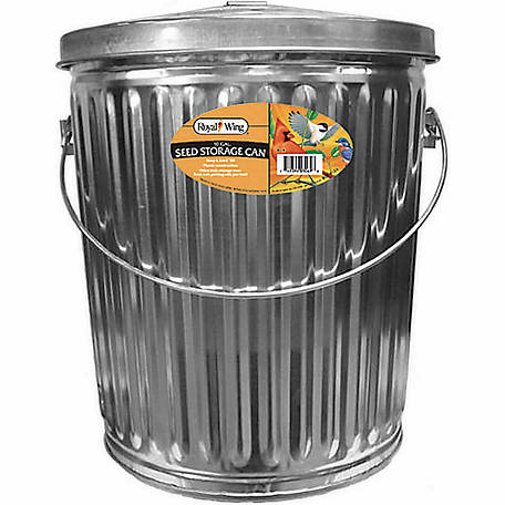 Bird Seed Container, 10 gal. Capacity