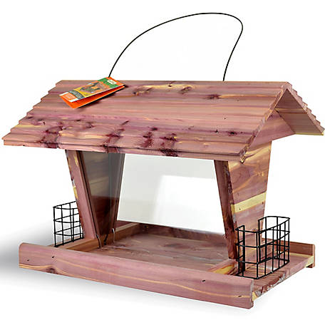 Royal Wing Cedar Grand Chalet Feeder