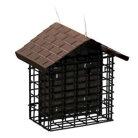 Royal Wing 2 Cake Suet Feeder