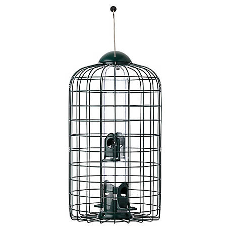 Stokes Select Squirrel Proof Cage Feeder