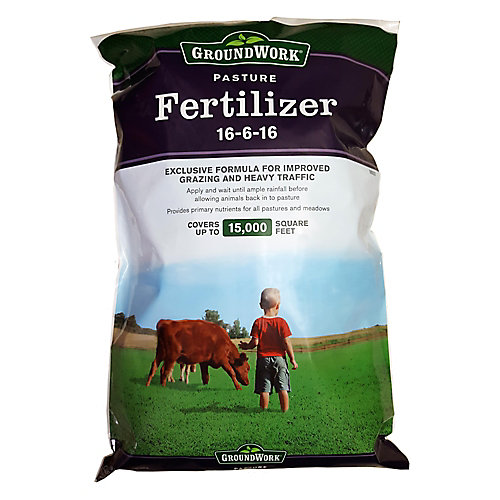 Seed & Fertilizer