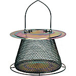 Royal Wing Original Brass Wild Bird Feeder