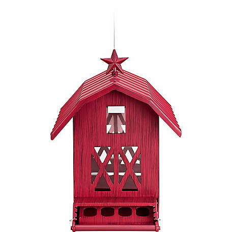 Royal Wing Squirrel-Proof Barn Bird Feeder
