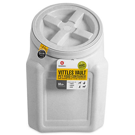 Gamma2 Vittle Vaults Stackable, 60 lb., 4360