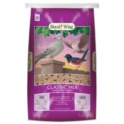 Shop 50 lb. Royal Wing Classic Wild Bird Mix at Tractor Supply Co.