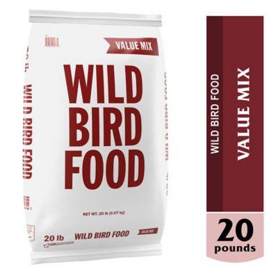 Wild Bird Seed, Suet, & Treats at Tractor Supply Co