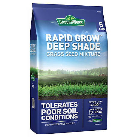 GroundWork Deep Shade, North, 5 lb.
