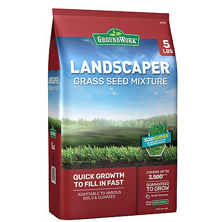 GroundWork Landscapers, North, 5 lb.