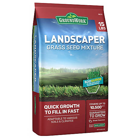 GroundWork Landscapers, North, 15 lb., 440AP0049UC-15