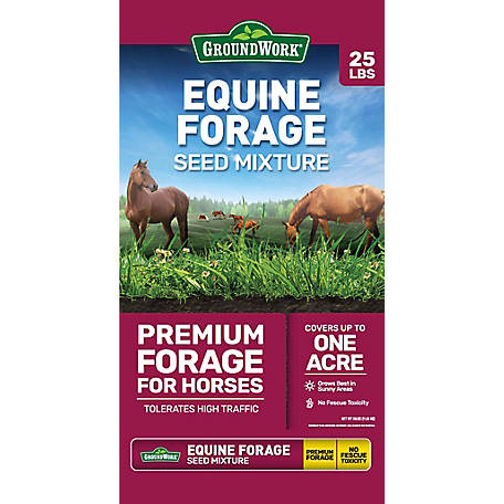 GroundWork Equine Forage, South, 25 lb., 03147