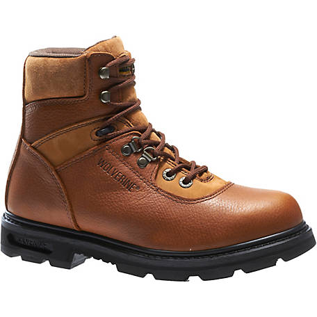 bea14bf47a1 Wolverine Men's 6' Boot, W04213 at Tractor Supply Co.