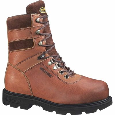Wolverine 174 Men S Traditional 8 In Boot Dazzlepoint