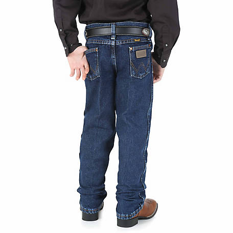 Wrangler Boy's Cowboy Cut Original Fit Jean