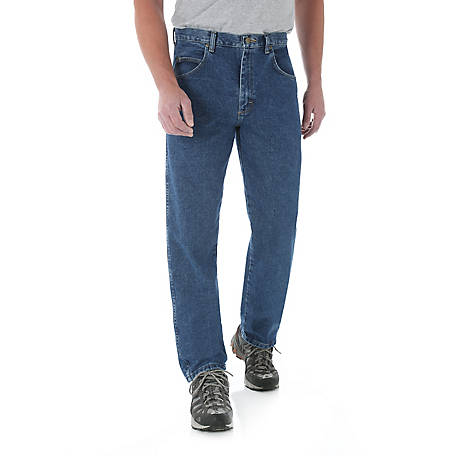 38072e59 Wrangler Men's Rugged Wear Relaxed Fit Jean at Tractor Supply Co.