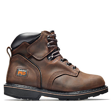 Timberland PRO Men's 6 in. Pit Boss Soft Toe TB033046214