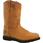 Georgia Boot Men's 11 in. Farm & Ranch Wellington Comfort Core Work Boot