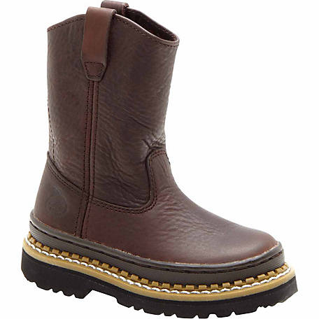 Georgia Boot Kids Little Georgia Giant Wellington Boot