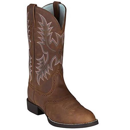 910699c39c6 Ariat Women s Heritage Stockman Cowboy Boot