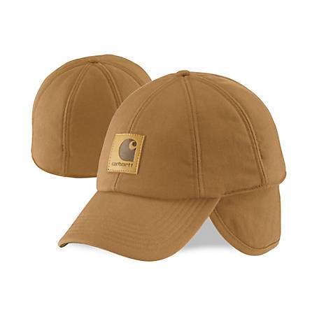 Carhartt Men's Ear Flap Cap