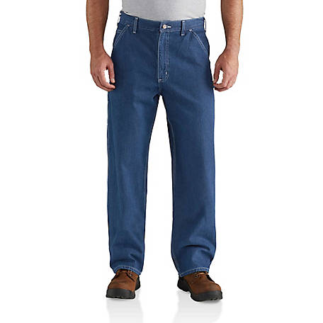 Carhartt Men's Original Fit Dungaree Jeans