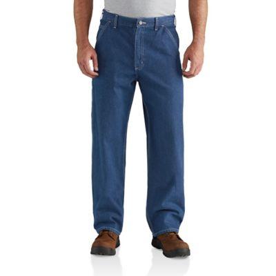 81b432a0482 Carhartt Men's Original Fit Dungaree Jeans