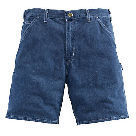 Carhartt Men's Lightweight Denim Work Short B28