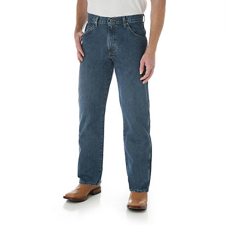 074d8e8d Wrangler 20x Men's Relaxed Fit Jean - 7394727 at Tractor Supply Co.
