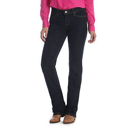 Wrangler Women's Cowgirl Cut Ultimate Riding Jean, Q-Baby