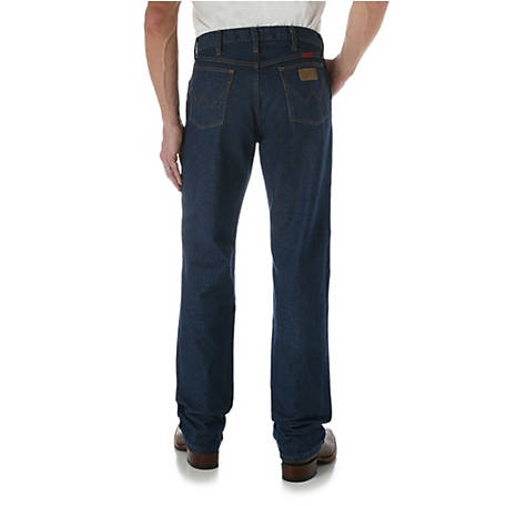 Wrangler Men's FR Flame Resistant Original Fit Jean