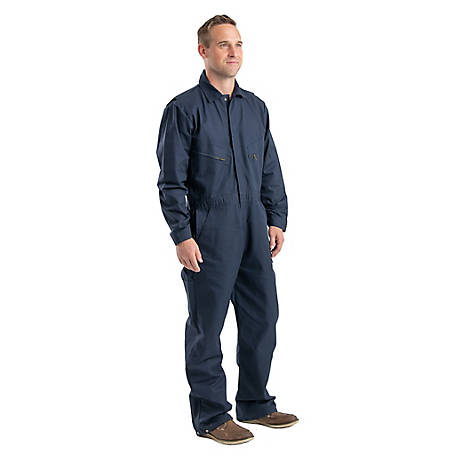 Berne Men's Twill Deluxe Unlined Coverall