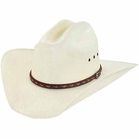 Justin Unisex Morgan Straw Hat