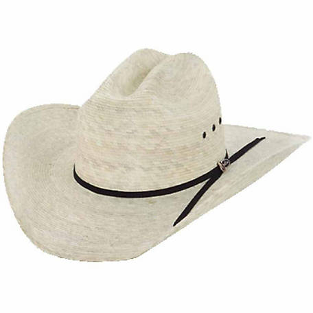Justin Unisex Brushhog Straw Hat at Tractor Supply Co. 2205fa6b095